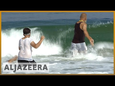 🇮🇱 🇵🇸 Israel blockade's impact ripples over to Gaza beaches | Al Jazeera English