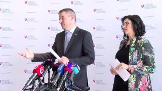 Pellegrini rokoval s ministerkou Lubyovou