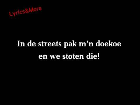 Ashafar - De Streets LYRICS