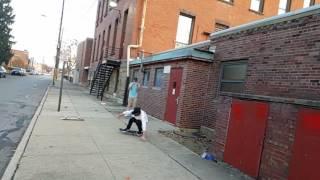 5 foot drop skateboard landing(1)