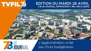 7/8 Le Journal – Edition du mardi 28 avril 2015