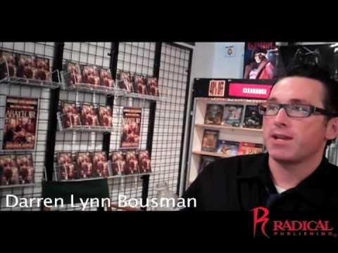 Darren Lynn Bousman Saw Signings for ABATTOIR