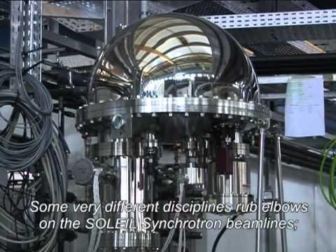 Download Bienvenue au Synchrotron SOLEIL