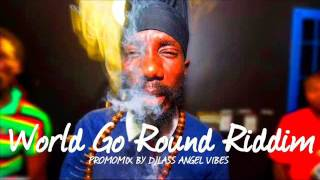 World Go Round Riddim Mix (Full) Feat. Pressure, Sizzla, Jah Mason, Turbulence (July Refix 2017)