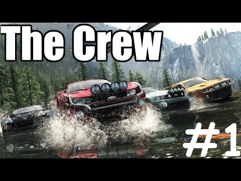 THE CREW | PC | Part 1 | Welcome to Detroit!