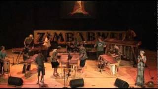 Shumba - Hokoyo Marimba at Zimfest 2010