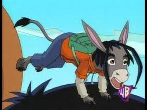 Jackie Chan Adventures   Jade Donkey/Mule Transformation