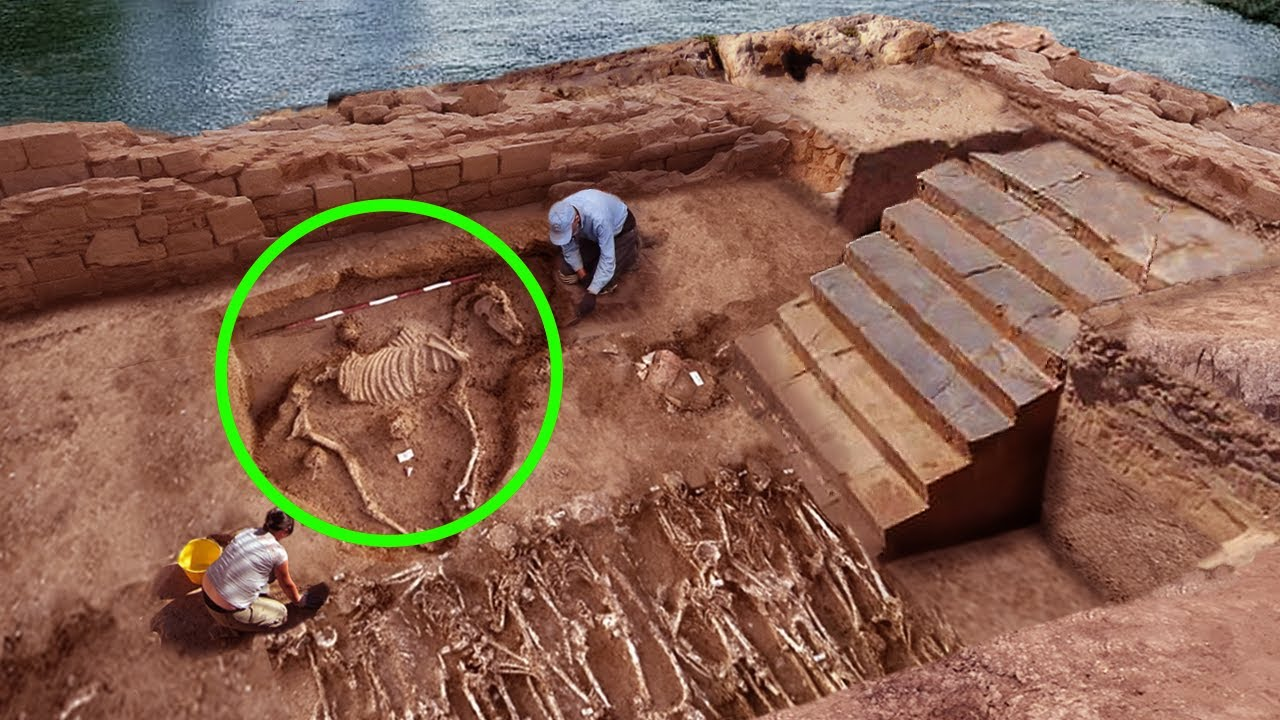 10 Most Incredible Recent Archaeological Discoveries!
