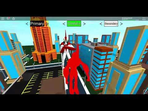 Roblox - NEW BEN 10 GAME