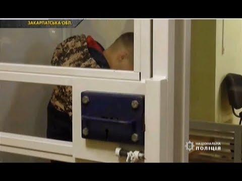 ЧП.INFO: На Закарпатті засудили чоловіка, який наїхав на прикордонника
