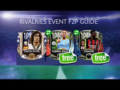 Download HOW TO GET 108+ FOR FREE IN RIVALRIES EVENT IN FIFA MOBILE 21! RIVALRIES F2P GUIDE! FIFA MOBILE 21