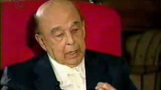 Entrevista en la Silla Caliente al General Marcos Pérez Jiménez 1998 (IV Parte)