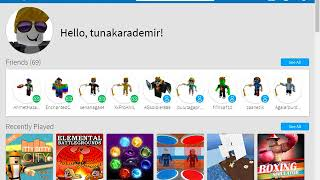 Roblox Account Playback HackedByMuzaffer