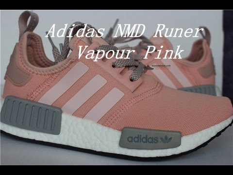 on sale 37bd0 56a71 ADIDAS NMD RUNNER VAPOUR PINK LIGHT ONIX EXCLUSIVE