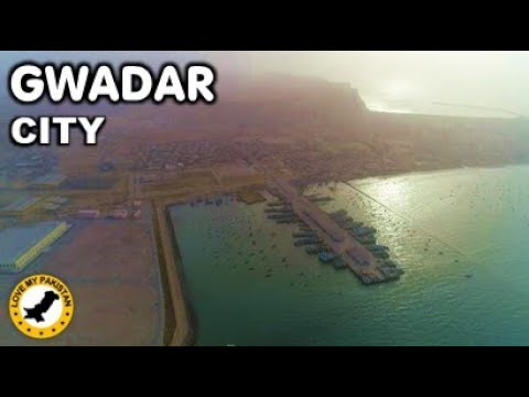 Gwadar City - Gwadar District - Balochistan - Pakistan