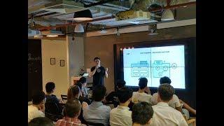 [aelf x Celer Network] aelf Chief Architect Guanglei Deng's presentation