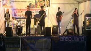 Bengali Bangla Music folk band song Nari Hoy Lozzate Laal (Rinku) by Dehoghori  Band, Sydney