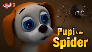 ᴴᴰ NEW Pupi (Pupy 3 ) Story | malayalam animation cartoon story for Kids 2016