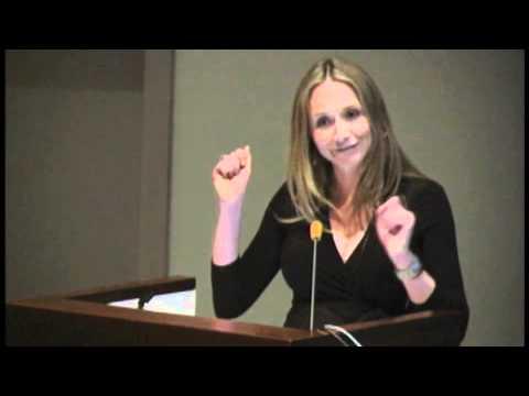 2011 Human Security Award with Alexandra Cousteau
