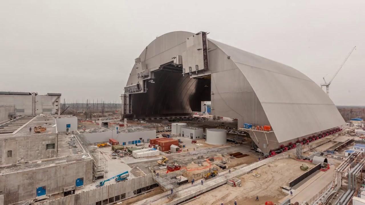 Tshernobyl Sarkofagi
