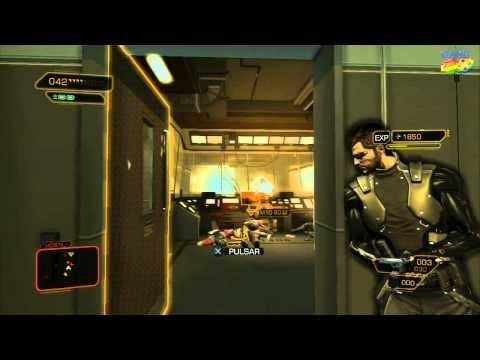 Video Análisis: Deus Ex Human Revolution [HD]