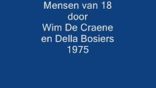 Wim De Craene Della Bosiers Mensen van 18