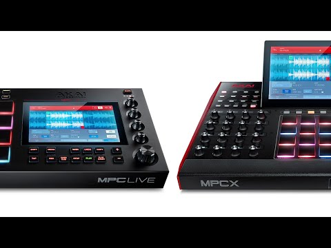 Big Problem with MPC X and LIVE  AKAI Professional Effects