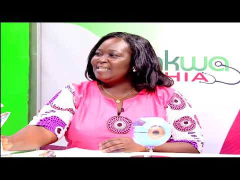 Ocular Prosthesis - Nkwa Hia on Adom TV (31-10-20)