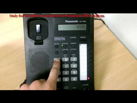 avaya call forwarding instructions