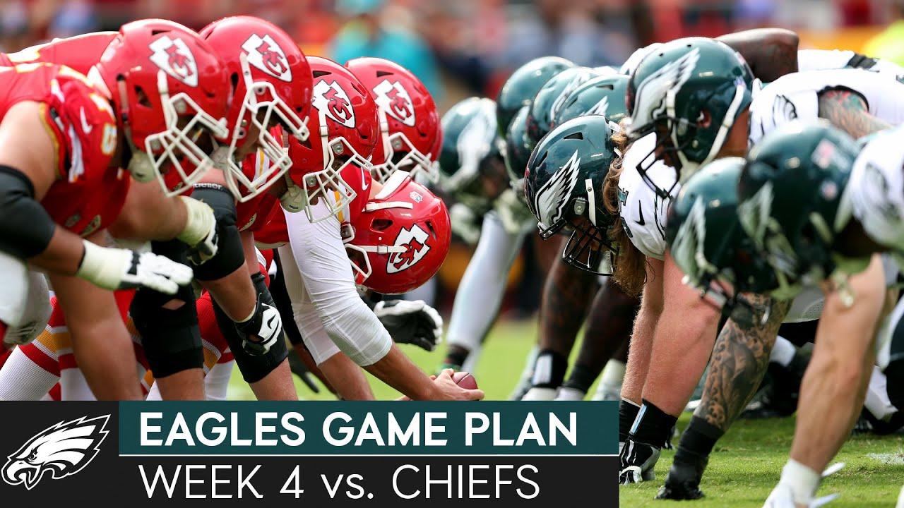 Key takeaways from first half of Chiefs vs. Eagles Week 4