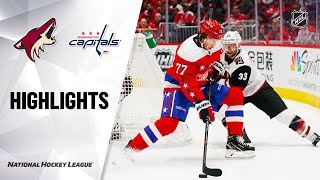 nhl-highlights-coyotes-capitals-11-11-19