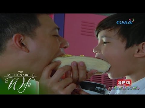 The Millionaire's Wife: Bonding ng mag-ama
