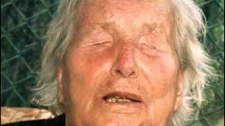 Những lời tiên tri rợn người của bà lão mù Vanga- Phần 1