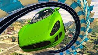 CHOCAROS TODOS!!! - CARRERA GTA V ONLINE - GTA 5 ONLINE