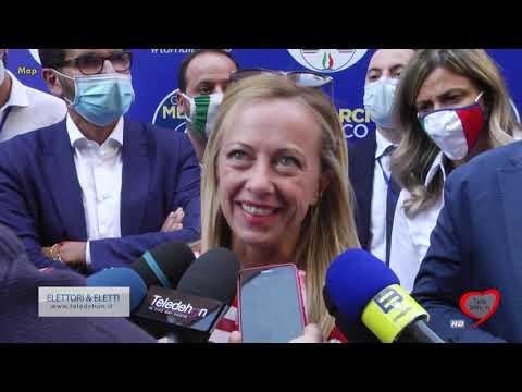 ANDRIA: MELONI, SCAMARCIO, MATERA E VENTOLA
