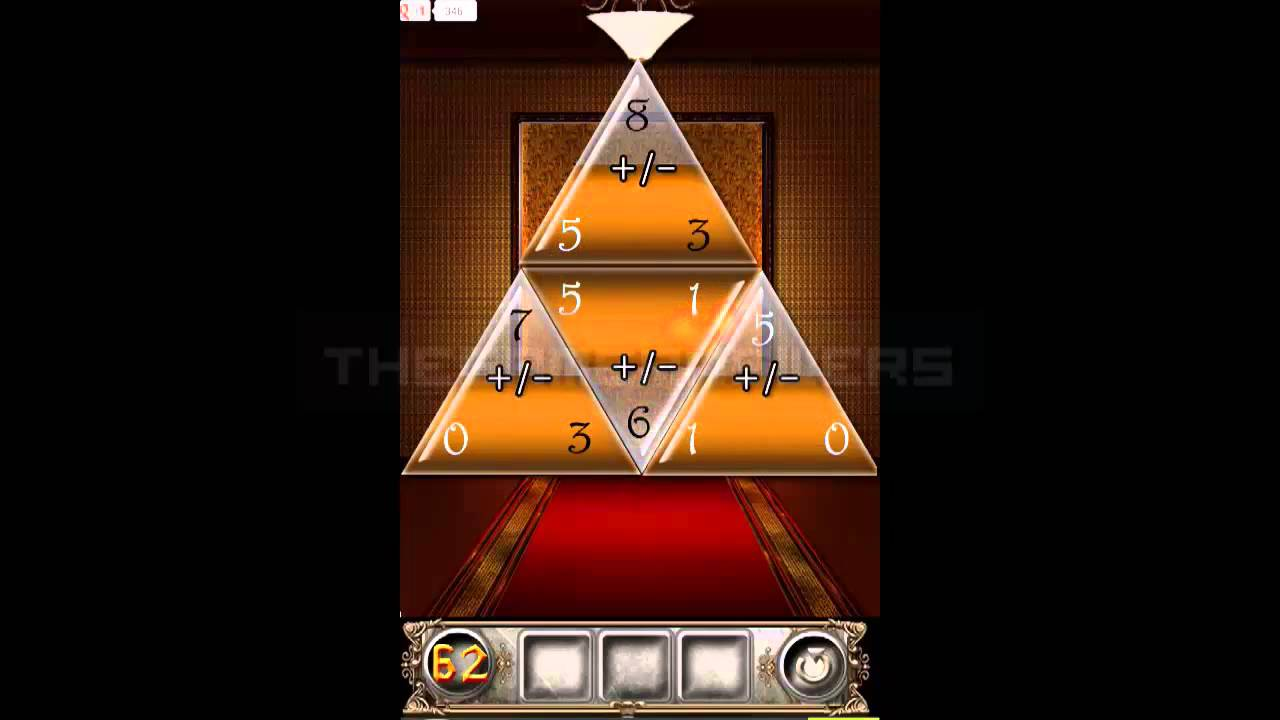 100 Doors Floors Escape Level 62 Walkthrough Guide Youtube