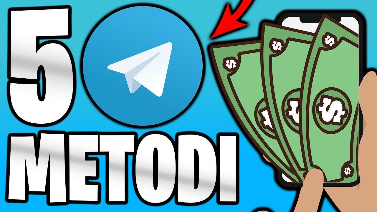 Capitalist Pig Guadagnare Soldi Online - Canale Telegram