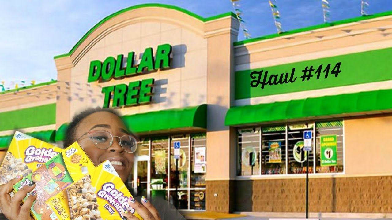 Dollar Tree Haul #114-Finally Found The Lazy Susan and More! - YouTube
