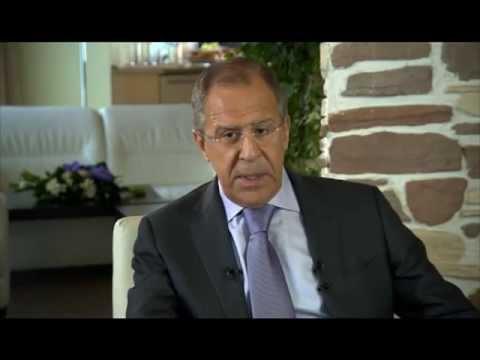 """Интервью С.Лаврова информагентствам """"Bloomberg"""" и """"Associated Press"""""""