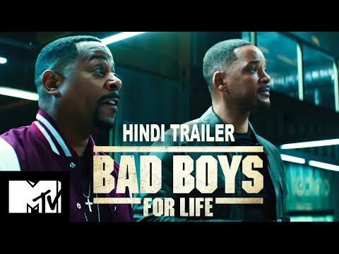 BAD BOYS FOR LIFE Official Trailer Hindi Dubbed (coverdub) || In Cinemas January 2020