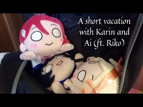 Download Karin and Ai goes to our old house (ft. Riko)