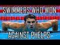 Narrador junta Michael Phelps e Adolf Hitler