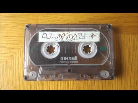 DJ Infinity & DJ Freedom Weekend Rush 92.3FM  bank holiday 1995
