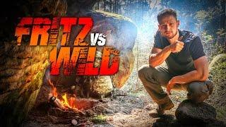 SURVIVAL: FRITZ vs WILD - 48 Stunden Survival Challenge - Episode 2 | Fritz Meinecke