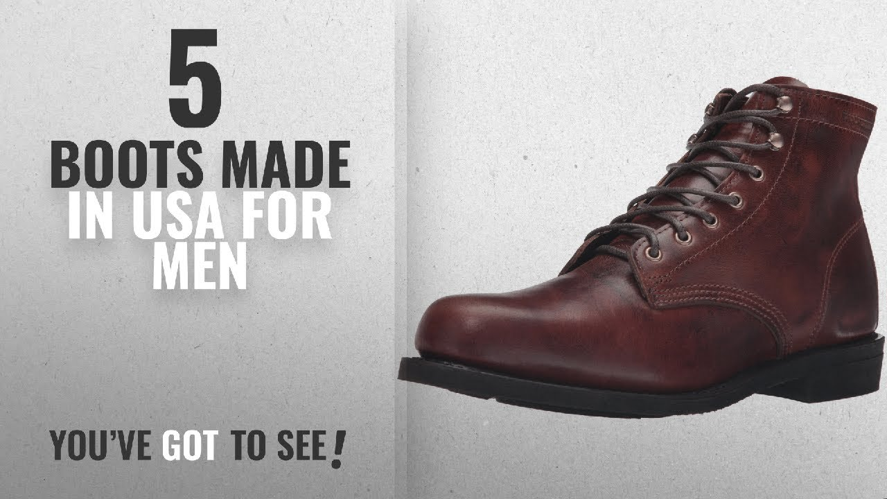 top 10 boots made
