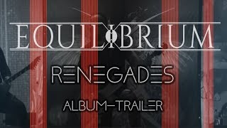 EQUILIBRIUM - 'Renegades' - Snippets (OFFICIAL ALBUM TRAILER #3)