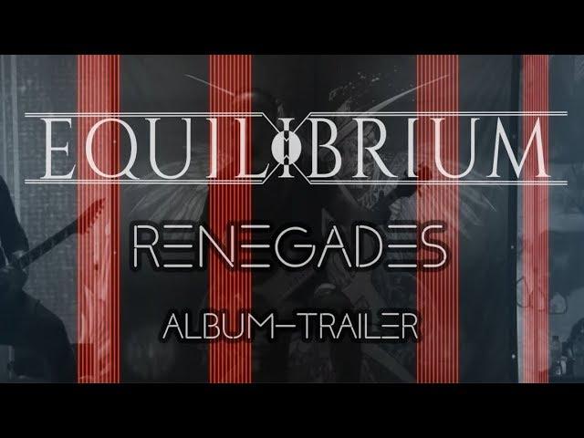 EQUILIBRIUM — 'Renegades' — Snippets (OFFICIAL ALBUM TRAILER #3)