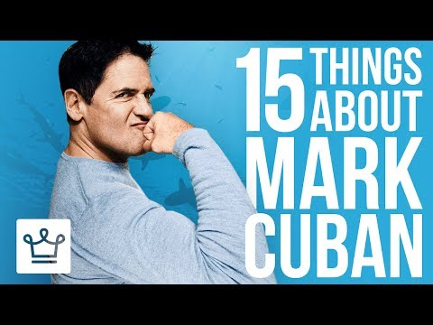 15 Things You Didn't Know About Mark Cuban