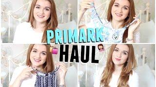 Summer Primark Haul 2016!