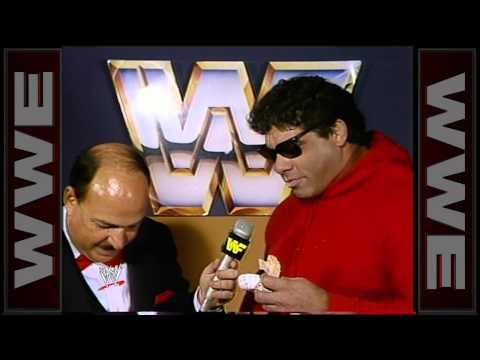 Mean Gene Okerlund interviews Don Muraco and Ken Patera: Wrestling Challenge, April 21, 1985